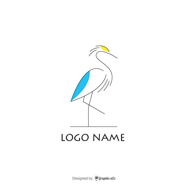 Company logo design vector elements
